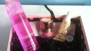 GlossyBox January 2015 Unboxing UK Thumbnail