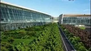 NEW GATE OF INDONESIA! Terminal 3 Ultimate Soekarno Hatta International Airport
