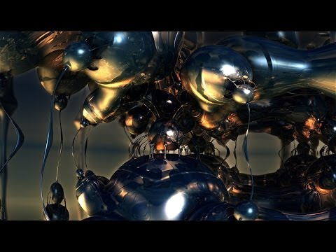 3D Fractal Animation: Afflux