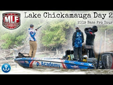 Stage 4 Elimination Round Major League Fishing 2019 Lake Chickamauga