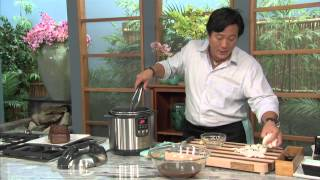 Breville Presents Simply Ming Braised Delmonicao Beef Recipe
