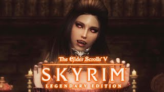 The Elder Scrolls V: Skyrim Серана, Вампиры, Жесткий Секс
