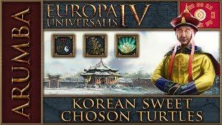EU4 Korean Sweet Choson Turtles 18