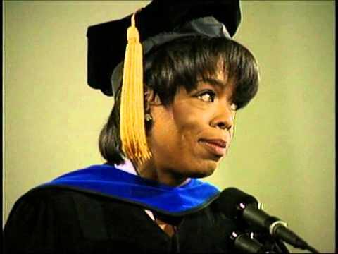 Wellesley 97 Oprah Speech