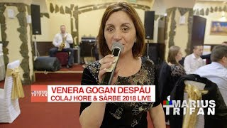 Venera Despau Gogan si Formatia Montana - Colaj Hore si Sarbe LIVE 2018 Botez Darius Marian