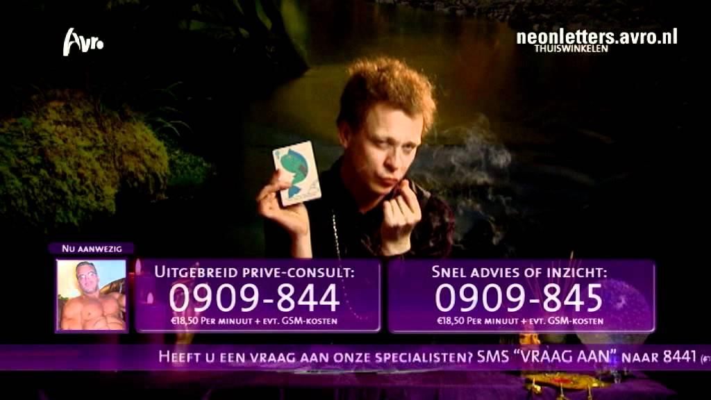 NEONLETTERS - Astro TV 7 mei 2012 - YouTube