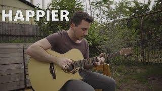 Ed Sheeran - Happier - Fingerstyle Guitar Cover