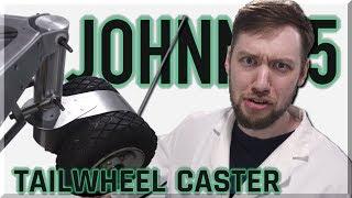 Johnny 5 Part 6 - TailWheel Caster | WW252