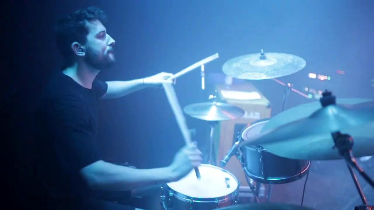 Download Noah See - Polar 'Devil' Live Drum Cam