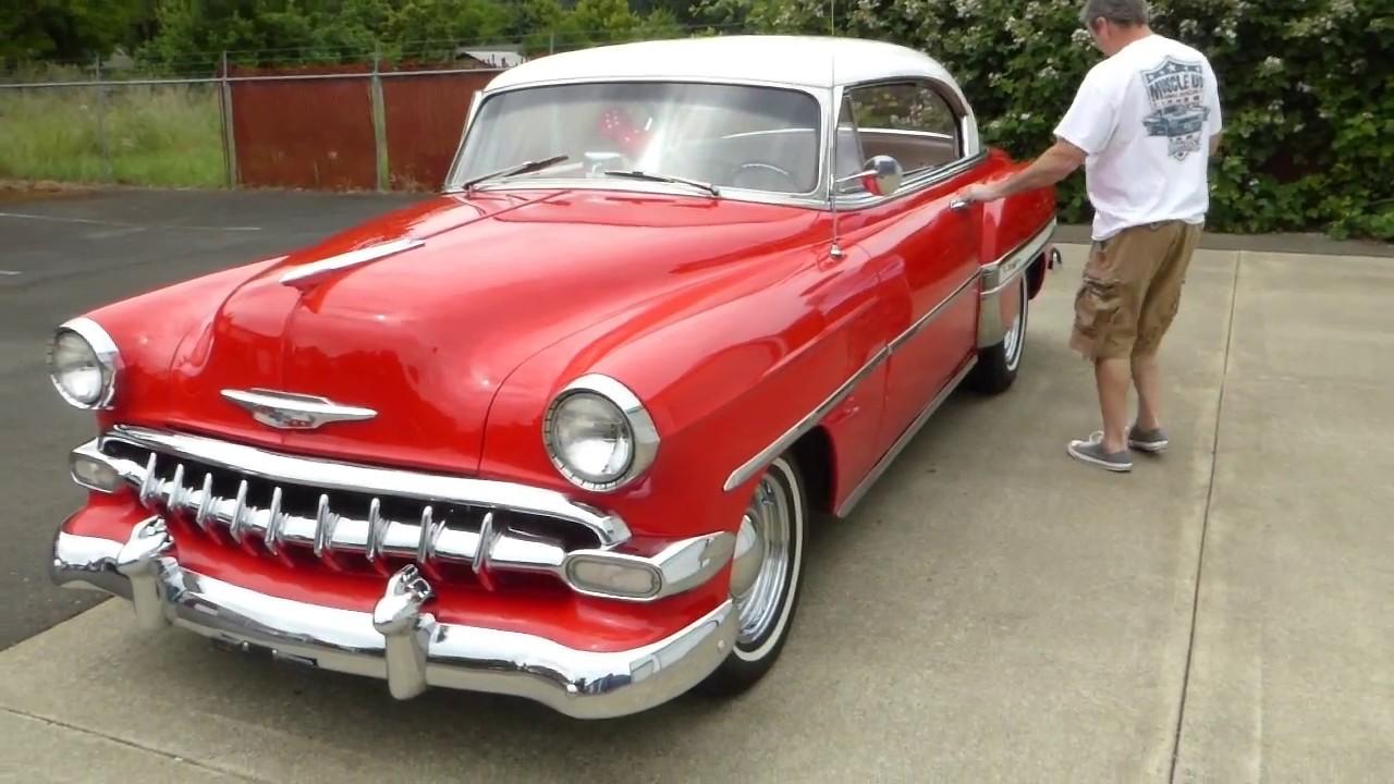 1954 Chevrolet Belair Hardtop \