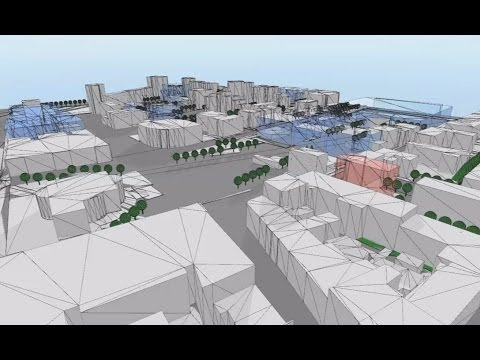 CAD/GIS/BIM Integration - Spatial and Urban Planning