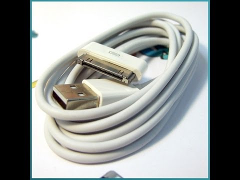 Fake 30 pin iPhone Cable