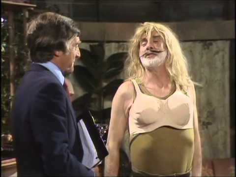 Spike Milligan - Michael Parkinson Goes To A Gentlemen's Club
