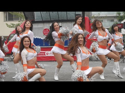 Cheerleading チア 🏈 Xリーグチアリーダーズ⑨ リクシルディアーズ 2016秋 🏈