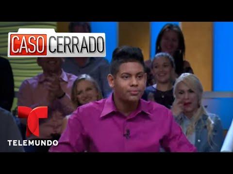 Caso Cerrado | Gay Man In Love With Straight Stripper👬💔📍💃 | Telemundo English