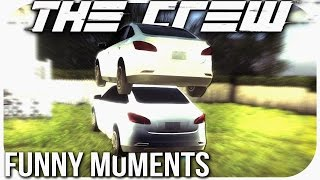 The Crew HOW TO GET ON TOP OF MOUNT RUSHMORE | Funny Moments Part 11 | [HD]