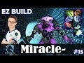Miracle Faceless Void Safelane EZ BUILD 7 07 Update Patch Dota 2 Pro MMR Gameplay 15 mp3