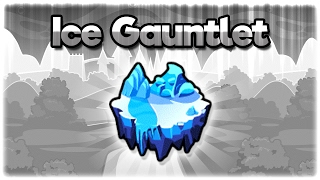 Ice Gauntlet & Chest | The Lost Gauntlets | Geometry Dash 2.1