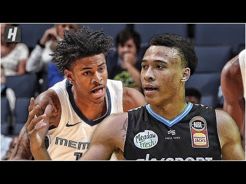 New Zealand Breakers vs Memphis Grizzlies - Full Highlights | October 8, 2019 | 2019 NBA Preseason