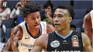 New Zealand Breakers vs Memphis Grizzlies - Full Highlights | October 8, 2019 | 2019 NBA Preseason
