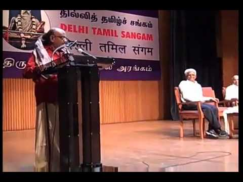 Guru Seetha Nagajothy and Guru Nagajothy conducting Kuchipudi classes at Delhi Tamil sangam