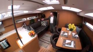 2012 Jeanneau 53 Sailboat: Walkthrough Tour