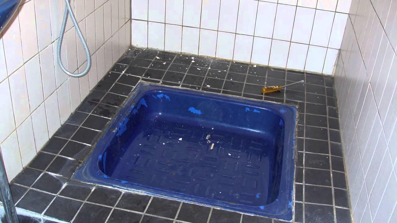 Het chique huis badkamer herstellen youtube - Bad kamer ...