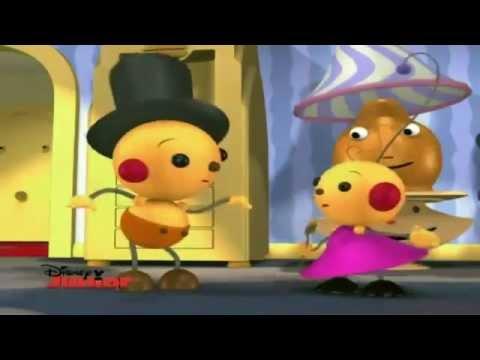 Rolie Polie Olie Ep Where S Pappy S01e06 Youtube