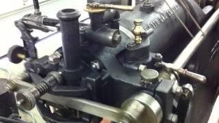 1889 Schleicher Schumm slide valve Otto 2nd unrestored run