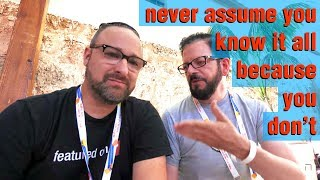 Augmented Reality Glasses? This Tech Journalist Says Not So Fast! Episode 79 Part 1