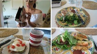 What I Eat In A Day: Losing Weight For The Wedding! | hayleypaige