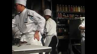 Ritz-carlton's Appetizer @ Royal York's Chef Competition Finale 2012