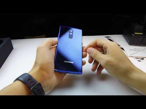 Обзор Смартфон Doogee MIX 2. Без рамочный дисплей в телефоне за 15000 руб.