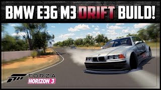 Best Drift Car In Forza Horizon Bmw Horizon Edition
