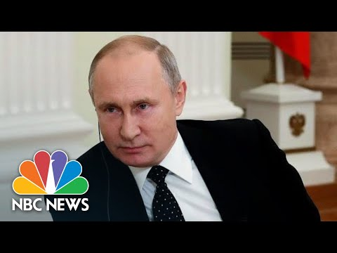 Russian President Vladimir Putin: Western Liberal Values Are On The Way Out | NBC News