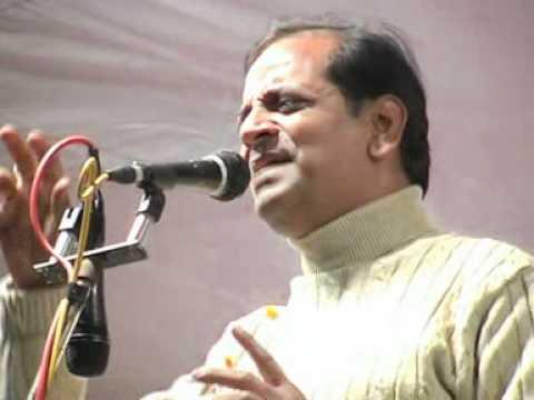 vishnu saxena at Kolar Kavi Sammelan by Kolar Sanskar Samajik Samiti, President sanjay Malviya