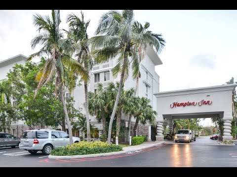 Hampton Inn Ft. Lauderdale Plantation - Plantation Hotels, Florida