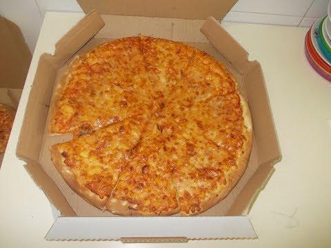 Обзор израильской пиццы.