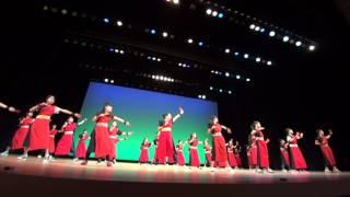 15 貝塚市立西小学校よさこいクラブ西童麗舞 第19回yosakoiソーリャ!祭り