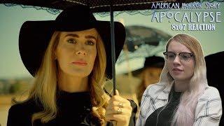 American horror story: Apocalypse 8x07 'Traitor' REACTION