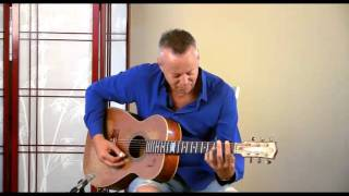 Tommy Emmanuel Guitar Lesson - #3 Borsalino Performance Wide - Certified Gems