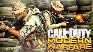 COD MODERN WARFARE BETA EN DIRECTO