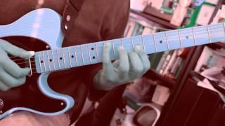 Lokassa Ya Mbongo - Soukous Guitar Transcription - Suzana Coulibaly (Sam Mangwana)