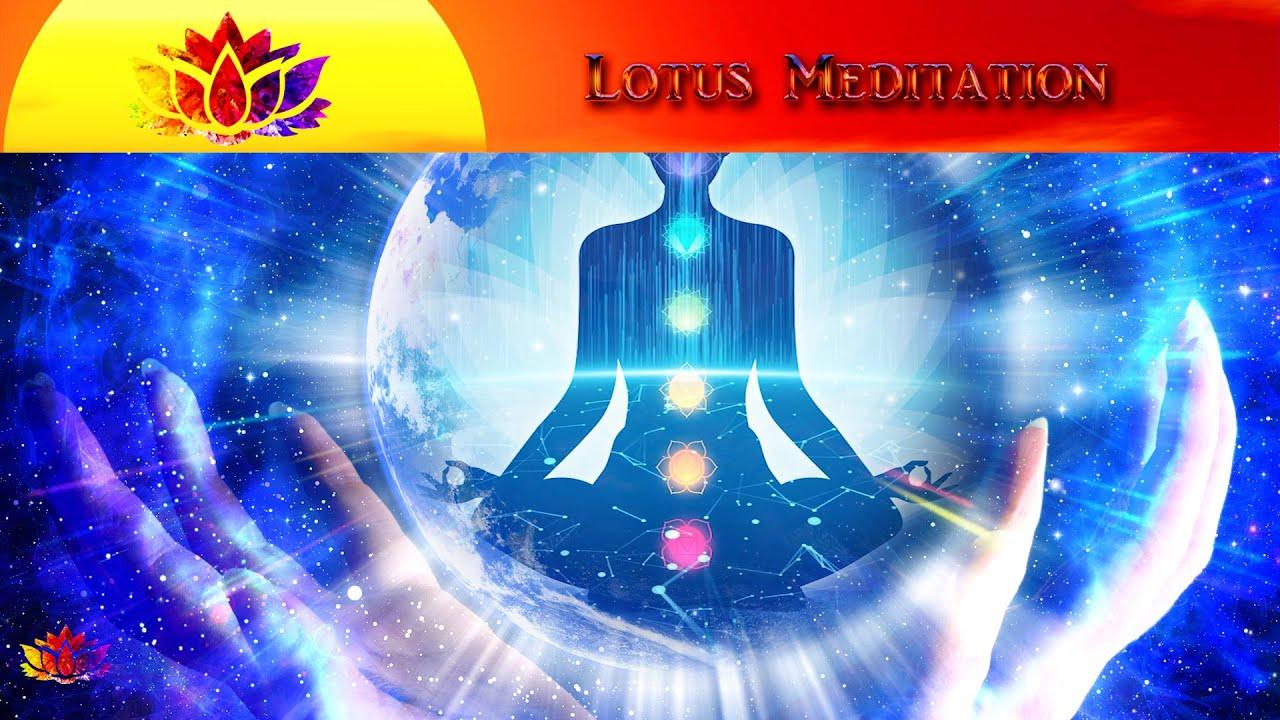 Chakra Restoration ☯ Attract Positive Energy ☯ Meditation Music