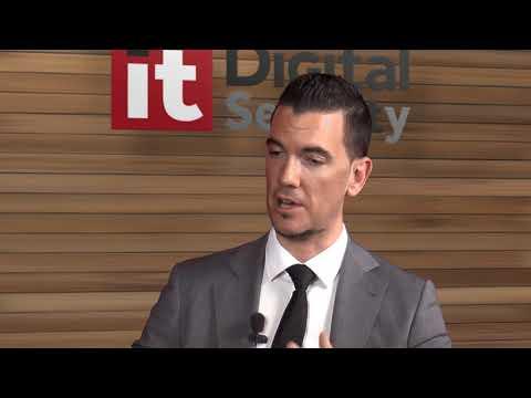 Diálogos IT - 'Falta una implicación mayor de la capa ejecutiva en cuanto a seguridad' (DXC)