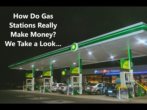 How Do Gas Stations Really Make Money? We Take a Look...