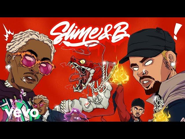 Chris Brown, Young Thug - City Girls (Audio)