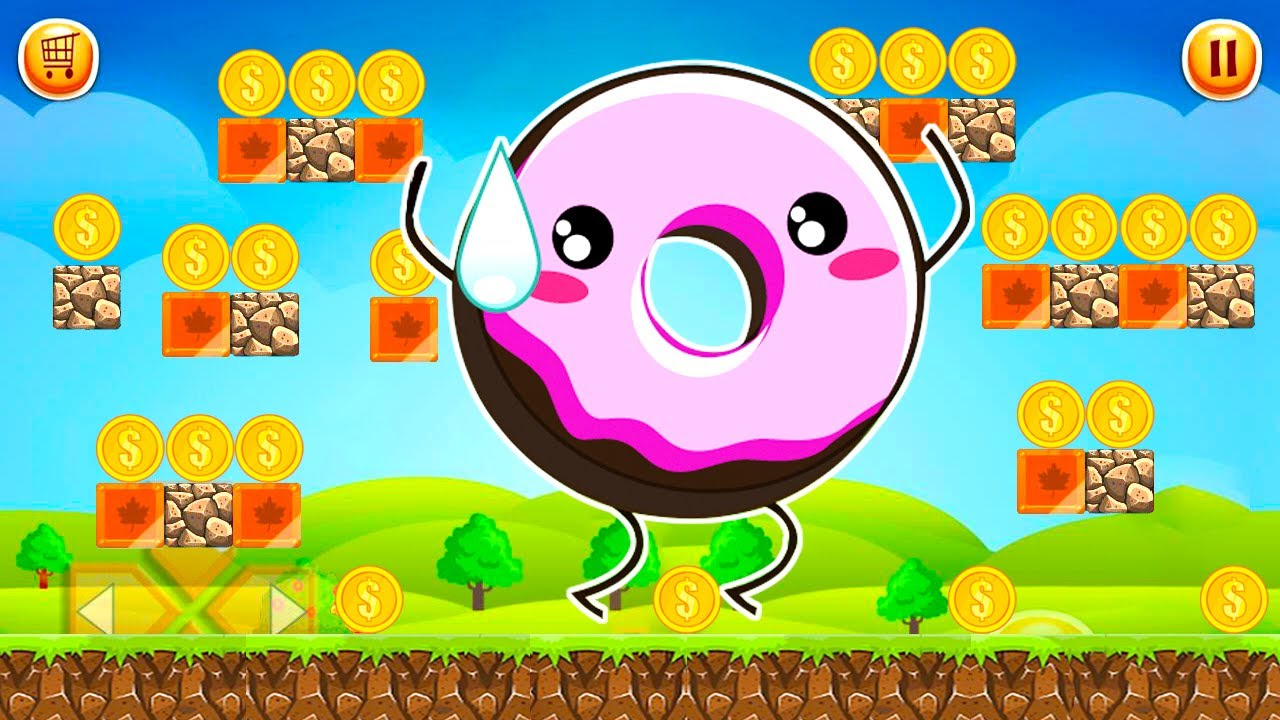 Sweet Run - Juegos Infantiles - Juegos para Niños Pequeños