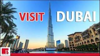 Visit Dubai best place to visit know about Dubai UAE