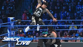 The Usos vs. The Hardy Boyz - SmackDown Tag Team Championship Match: SmackDown LIVE, April 9, 2019